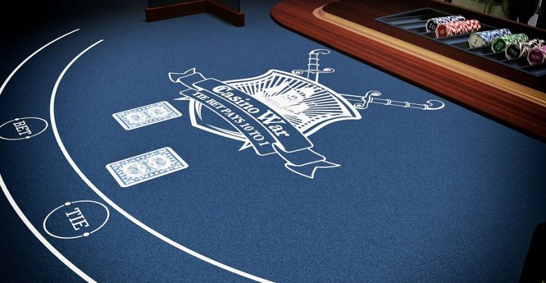 A complete guide to Casino War: Strategy, tips and more